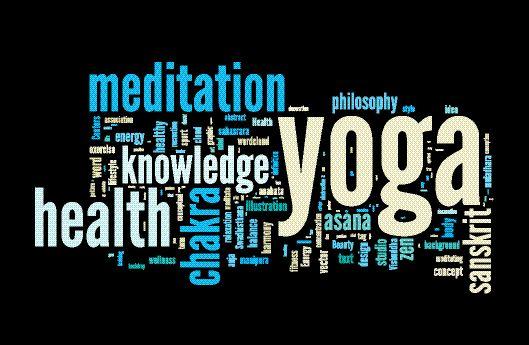 yoga - infographics.