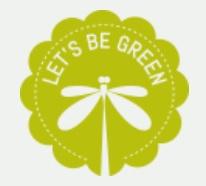 logo letsbegreen