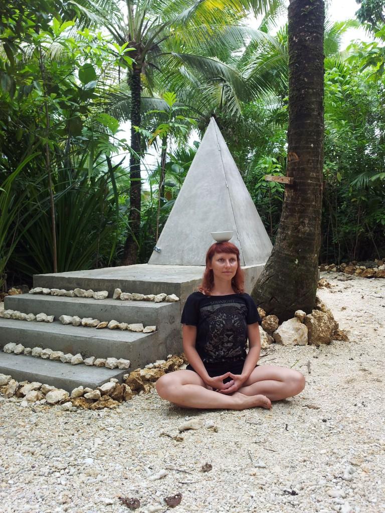meditace s miskou
