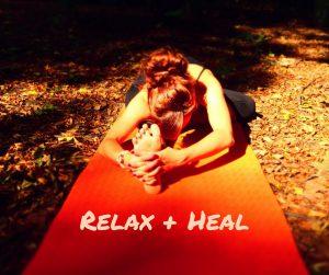 Relax + Heal