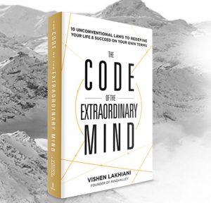 Kniha Klíč k výjimečné mysli od Vishena Lahkianiho