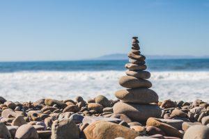 pyramida z kamenu