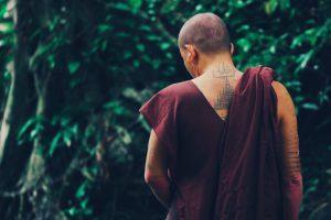 meditace ticha - Vipassana