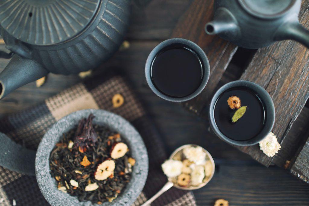 nejlepší voda pro přípravu čaje