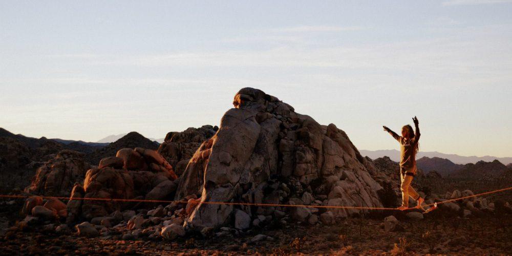 7 lekcí ze života odvážného highlinera Kuby Trávníka.