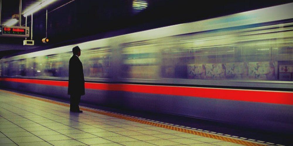 Zenové lekce z pražského metra aneb jak objevit radost z cestování pod zemí, část I.
