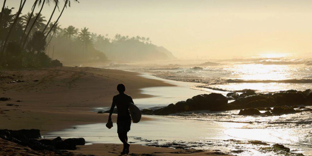 Poznej přírodní zákonitosti, které řídí lidský život, a využij je ve svůj prospěch: knížka Mudrc, surfař a byznysmenka od Robina Sharmy