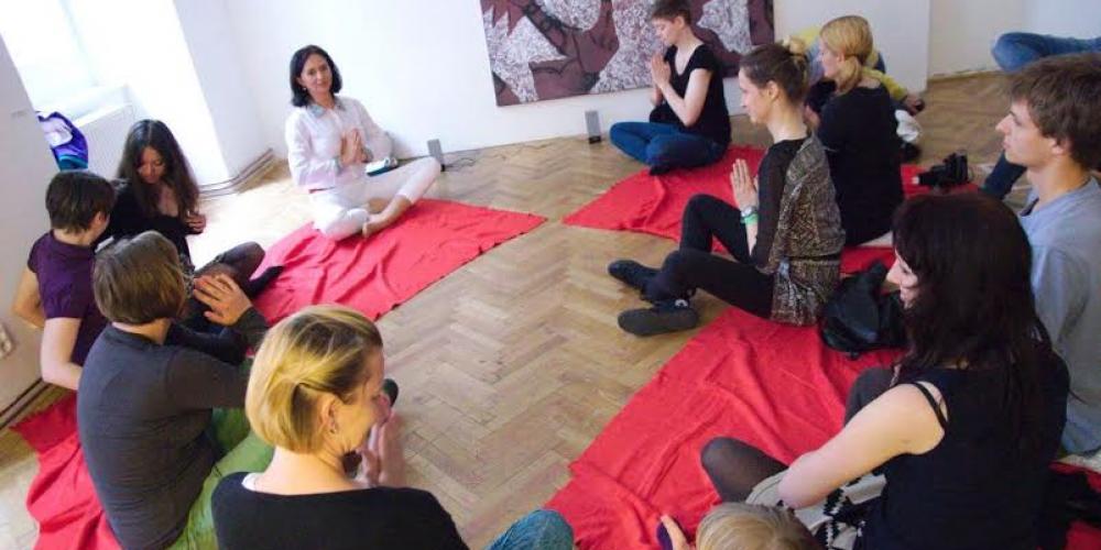 Dita Lyner, lektorka kundalini jógy: Každý může najít štěstí, jen mu někdy musí jít trochu naproti