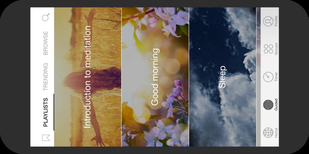 3 volně dostupné mindfulness appky, které stojí za to používat