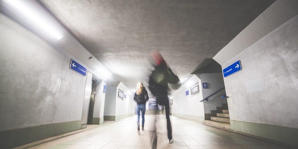 Zenové lekce z pražského metra aneb jak objevit radost z cestování pod zemí, část II.